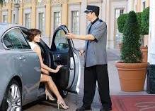 Livraison voiture de location à l'hôtel
